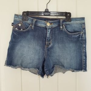 Rock and Republic jean shorts